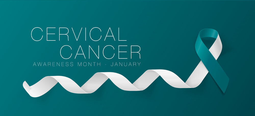 January is the Cervical cancer awareness month