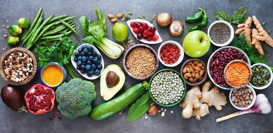 Healthy Diets: Recognizing the Fads and the Necessity