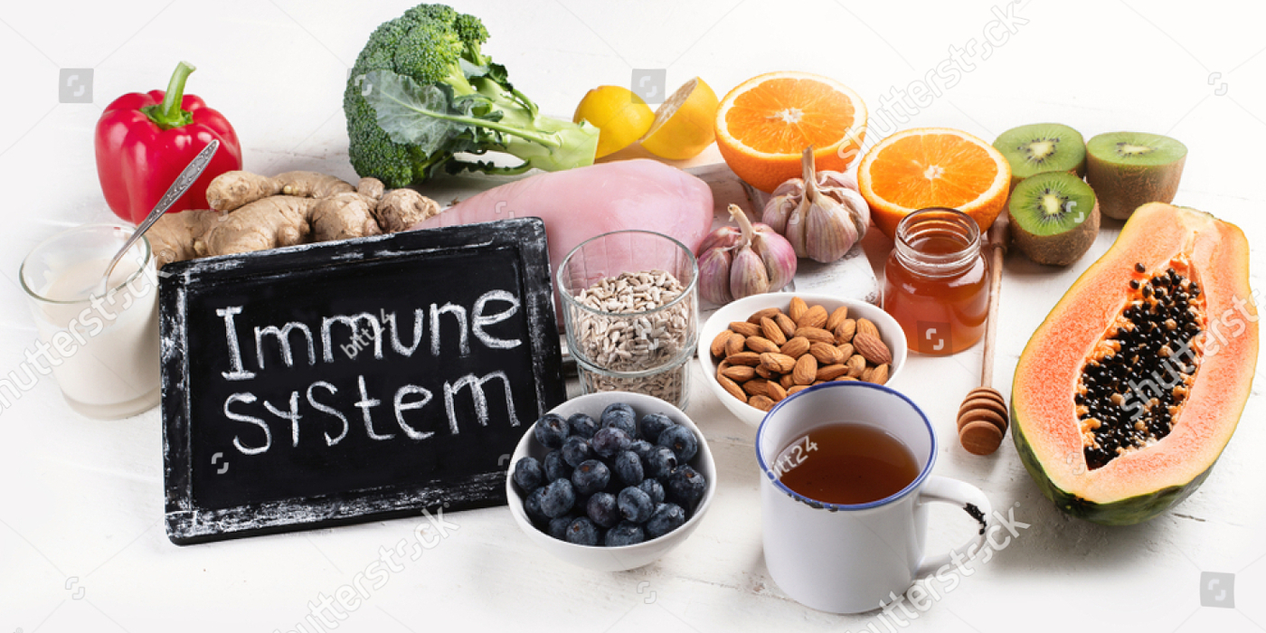Power Foods That Boost Immunity